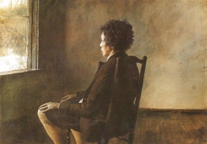 anciano Andrew Wyeth