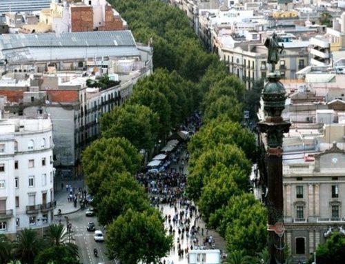 Barcelona: de nuevo, trastornos de estrés