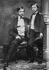 Ludwig_and_younger_brother_Otto