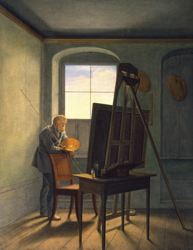 Georg_Friedrich_Kersting_-_Caspar_David_Friedrich_in_his_Studio_-_WGA12121